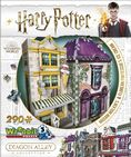 Harry Potter - Diagon Alley Collection: Madam Malkins & Florean Fortescues (290pc) | Buy now at The G33Kery - UK Stock - Fast Delivery